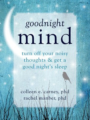 cover image of Goodnight Mind
